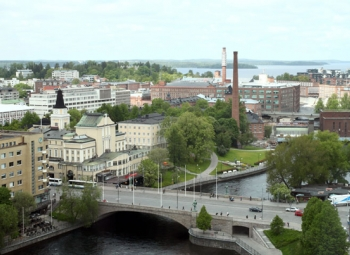 Tampereelle keskitetty kaukojäähdytys