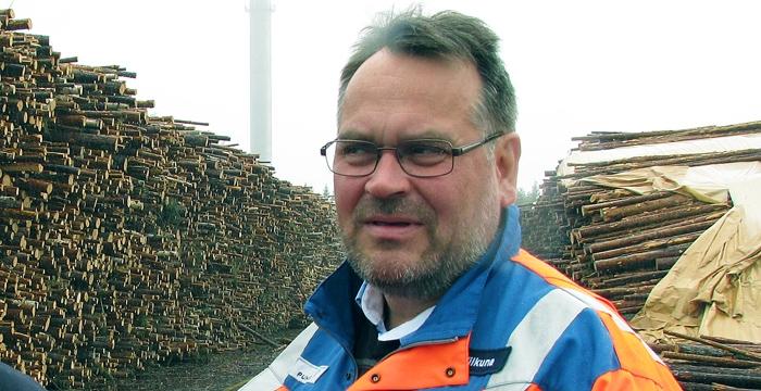 Antti Vilkuna Suomen Voiman toimitusjohtajaksi