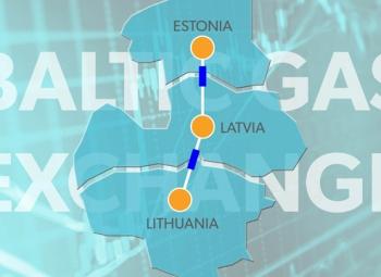 Baltian maakaasumarkkinat yhdentyvät