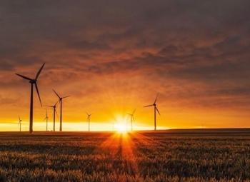 Kiina tuulivoiman rakentamiskärjessä