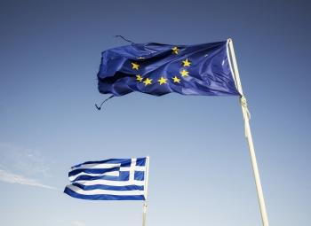 Kreikka takertuu ruskohiileen