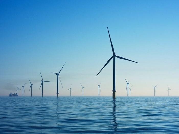 Merituulivoimaa 142 GW vuonna 2030