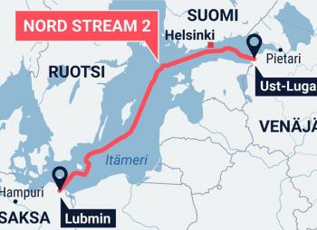Gazpromin kauhun vuosi