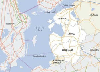 Baltian Eurooppa-yhteys voi aiheuttaa jännitteitä