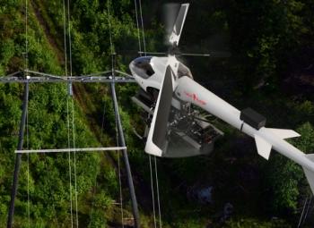 Sähköverkot lentorobotin syynissä