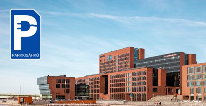 Maailman suurin latausasema Helsinkiin
