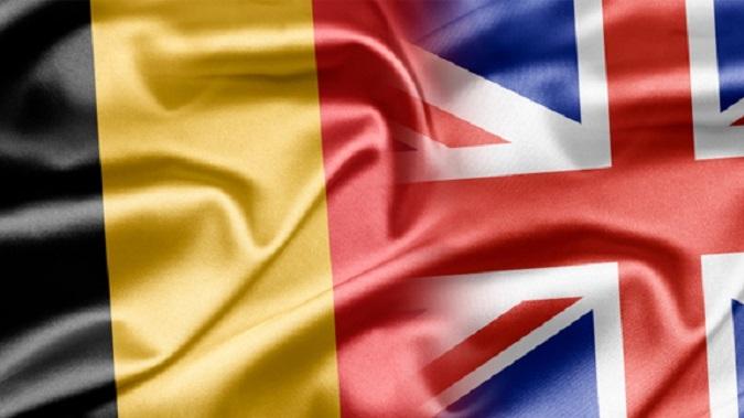Voimalinkki Belgiasta UK:iin valmis