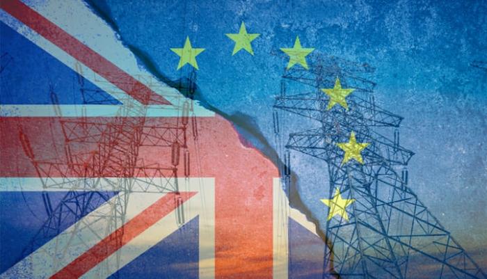 Brittien sähkökauppakin vaikeutuu