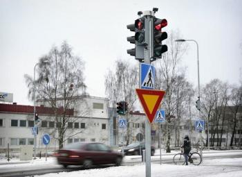 Oulun Energialle urakka liikennevalvontalaitteista