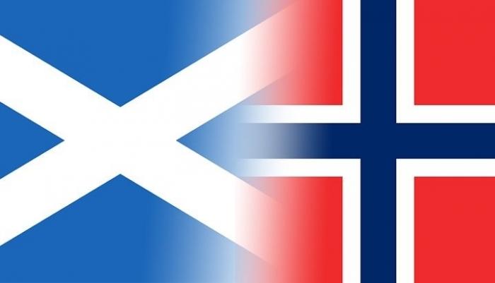 Kaapeli Norjasta Skotlantiin