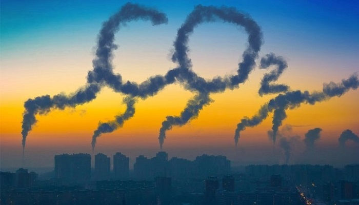 EU:n hiilipäästöt laskuun
