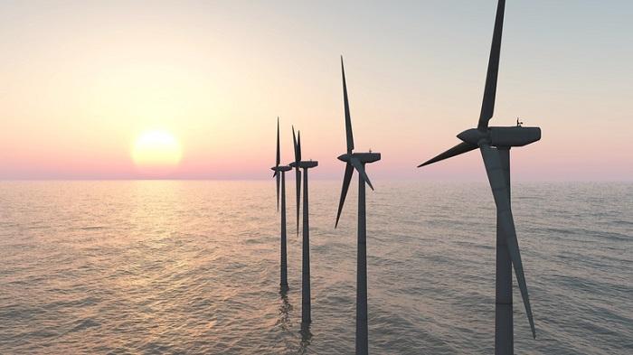 EU:hun 2,6 GW uutta merituulivoimaa
