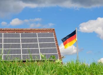 Saksan aurinkoenergia kasvoi 30%