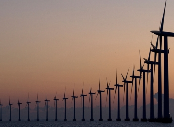 Tanskan tuulivoima tuotantopiikkiin