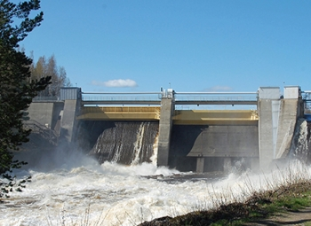Ruotsi uumoilee uutta vesivoimaennätystä