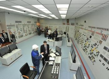 3+-sukupolven ydinreaktori tuotti sähköä