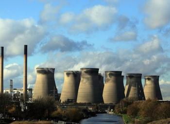 Britannia pyörii ilman hiilisähköäkin