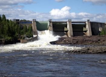 Fortum haluaisi lisätehoja Ruotsin vesivoimasta