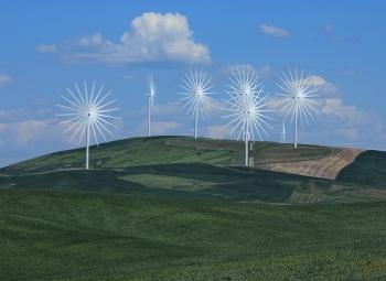 Tuuli ohi vesivoiman USA:ssa