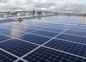Euroopan aurinkoenergia nousuun