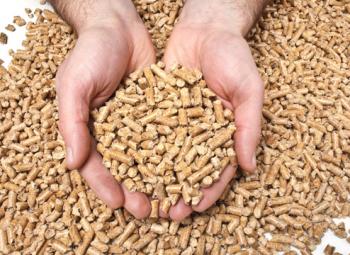 Puupellettien tuonti ennätyslukemiin