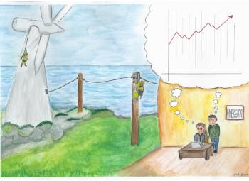 Kesätyöpaikka 1500 nuorelle energia-alalta