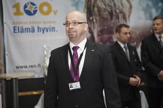 Markus Tykkyläinen Suur-Savon Sähkön toimitusjohtajaksi