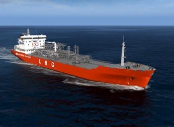 Gasum järjestelee LNG-kuljetuksiaan