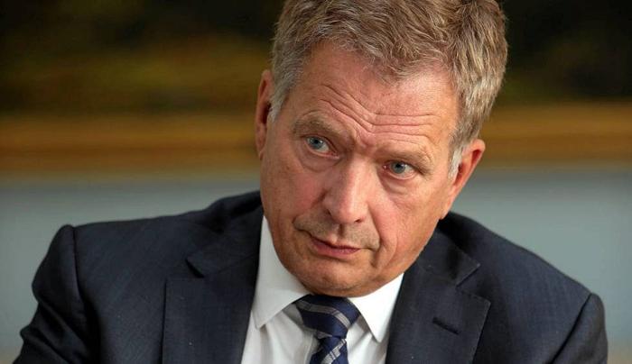 Presidentti Niinistö teki ilmastolupauksen