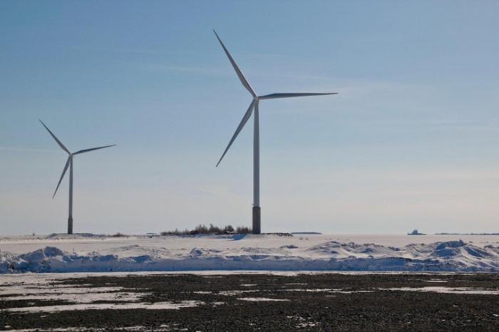 Jäätävää tuulivoimatietoa