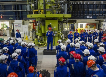 Brittien ydinvoimahanke uusintatarkasteluun