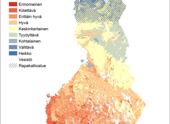 Geoenergiaa kartoitetaan Suomessa