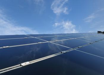 Tuhannen MW:n aurinkovoimala Egyptiin