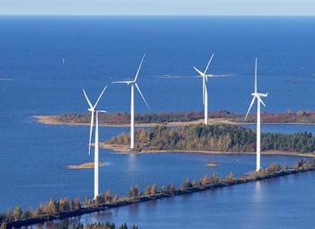 Raaheen uusi tuulipuisto