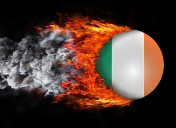 Irlanti epää fossiilisilta julkisen tuen