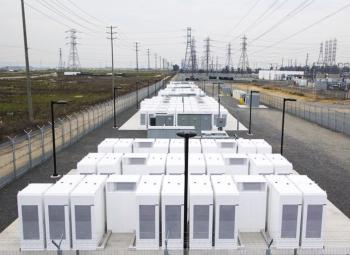 Teslalta jättisähkövarasto huippunopeasti