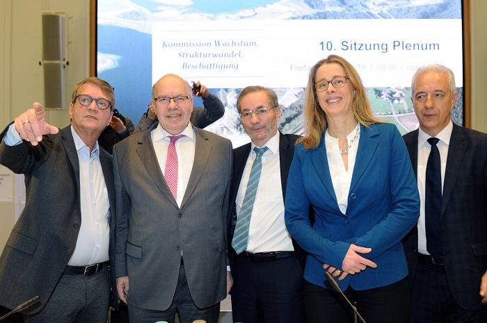 Saksassa sopu hiili-exitistä