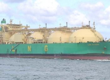 EU:hun yhä enemmän LNG:tä USA:sta