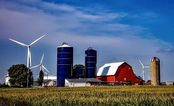 Yli 2,5 GW uutta tuulivoimaa USA:han