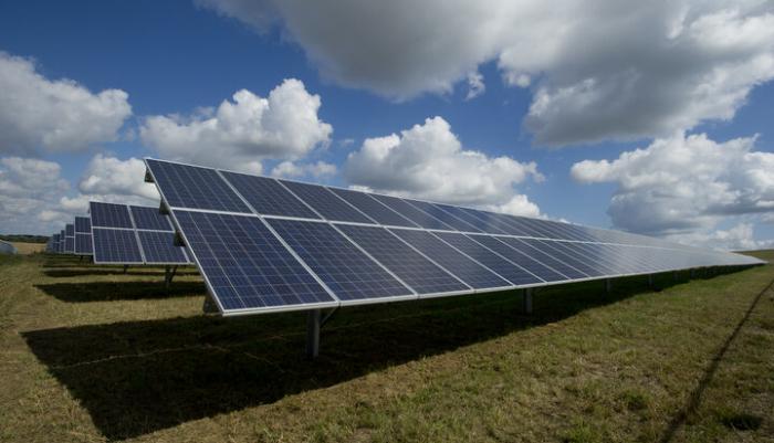 Tanskaan Pohjolan isoin aurinkofarmi
