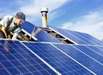 Saksan aurinkoenergiassa ennätys