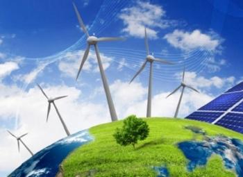 Yli 1000 GW uutta uusiutuvaa
