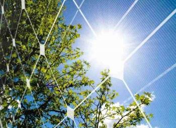 Intiaan maailman suurin aurinkovoimala