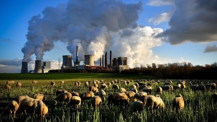 EU:ssa hiilisähkö sukeltaa