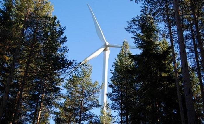 Ruotsin tuulivoima tuplaantumassa