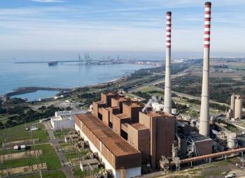 Portugalissa hiili ulos sähköntuotannosta