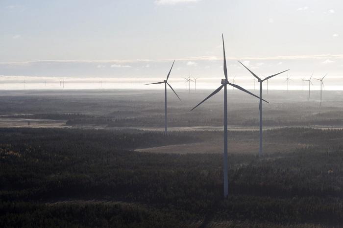 EU-maiden lunastettava tuulivoimalupauksensa