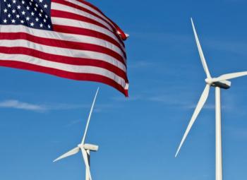 USA:n tuulivoima vahvassa vedossa