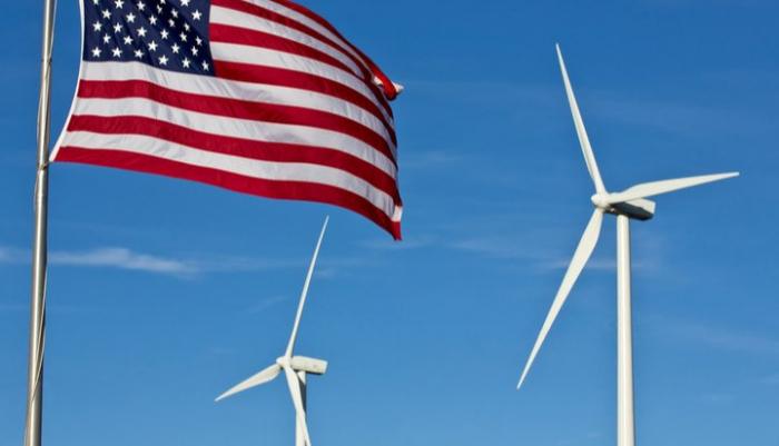 Tuulesta USA:n sähkön päälähde?